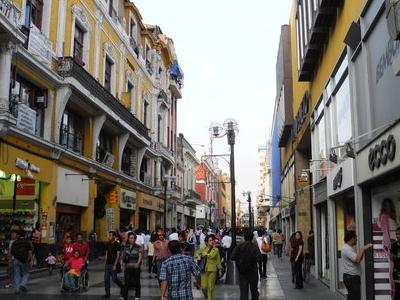 Jiron De La Union - Lima