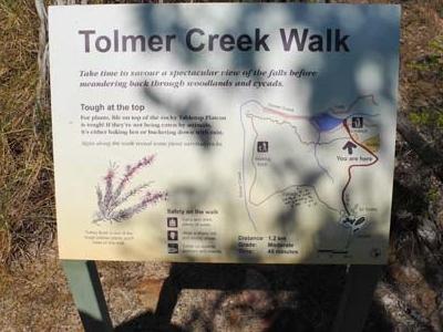 Tolmer Creek Trail - Litchfield NP