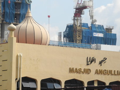 Masjid Angullia - Little India