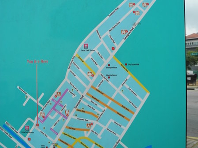 Little India Map View