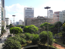 Praca Pedro Lessa - Sao Paulo