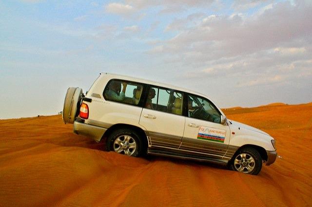 Afternoon Desert Safari Tour Photos