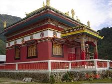 Dubdi Gompa - Yuksom - Sikkim