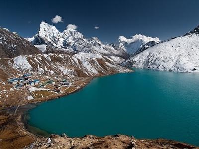 Dudh Pokhari - Gokyo Lake - Nepal Sagarmatha Trek