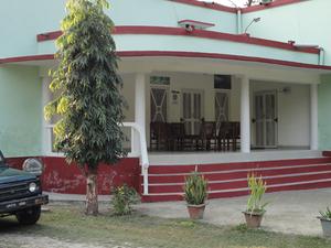 Dudhwa Rigerhino Resort