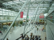 Duesseldorf International Terminal