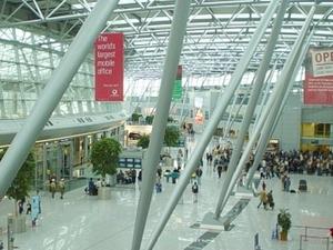 Aeropuerto Internacional de Dusseldorf