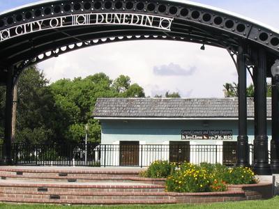 Dunedin Bandshell
