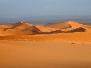 Deserto argelino