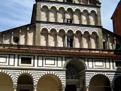 Duomo Di  Pistoia