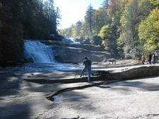 DuPont State Forest NC Triple Falls