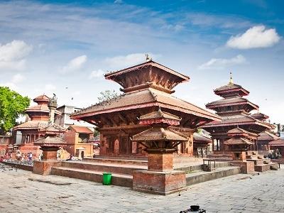 Durbar Square - Kathmandu Valley