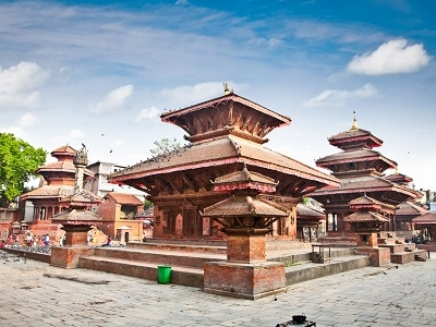 Durbar Square - Patan Nepal