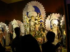 Durga Pooja Celebration At Contai