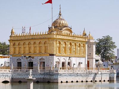Durgiana Mandir In Amritsar
