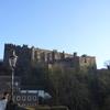 Durham Castle From Bridge