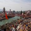 During Kumbh - Haridwar