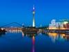 Dusseldorf City View