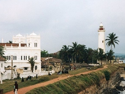 Dutch Fort Of Galle