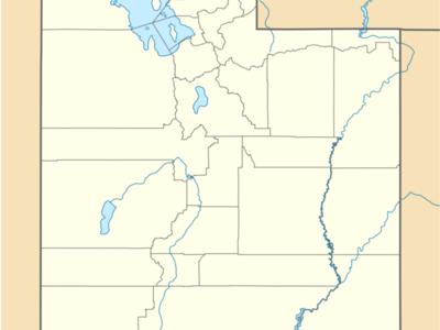 Dutch John Is Located In Utah