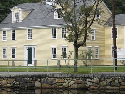 Dwight Derby House
