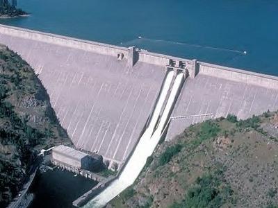 Dworshak Dam