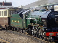 Romney, Hythe y ferrocarril Dymchurch