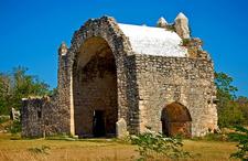 Dzibilchaltun Chapel - Yucatan - Mexico