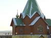 A Church In Polyarnye Zori
