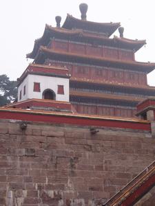 Main Hall Housing The Bodhisattva