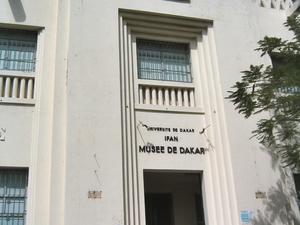 IFAN Museo de Artes Africanas