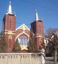 Dalian Catholic Church