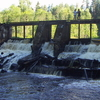 Dam At Volchaya River