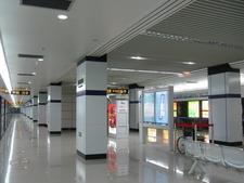 Damuqiao Road Station