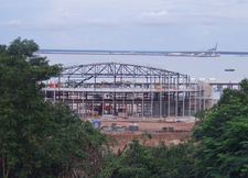 Darwin Convention Centre Under Construction