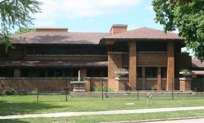 Darwin D.Martin House Complex