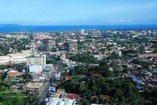 Davao City Aerial View