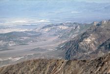 Dante's View To North