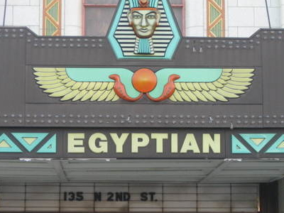 The Current Marquee