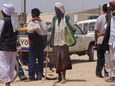 Street Scene In Dekemhare