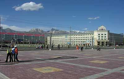 Delhi, Qinghai