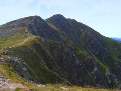 Dereše Peak