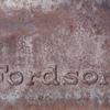 Fordson Tractor Detail