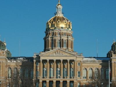 Iowa State Capitol