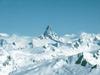 Devils Thumb Rises Above Stikine Icecap
