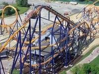 Dominator Roller Coaster