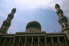 Donnguan Mosque Minarets