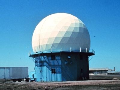 NSSL First Doppler Weather Radar
