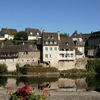 River Dordogne At Argentat