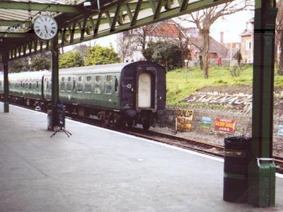 Dorset Swanage Station